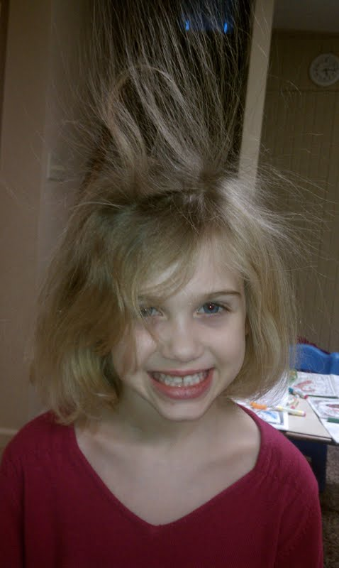 National Static Electricity Day – What's Up Today (Other than your Hair)