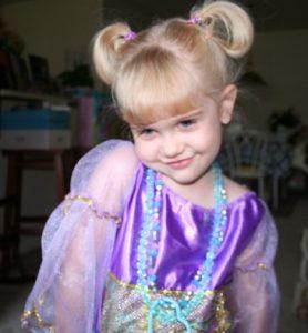 3yr old avarie princess