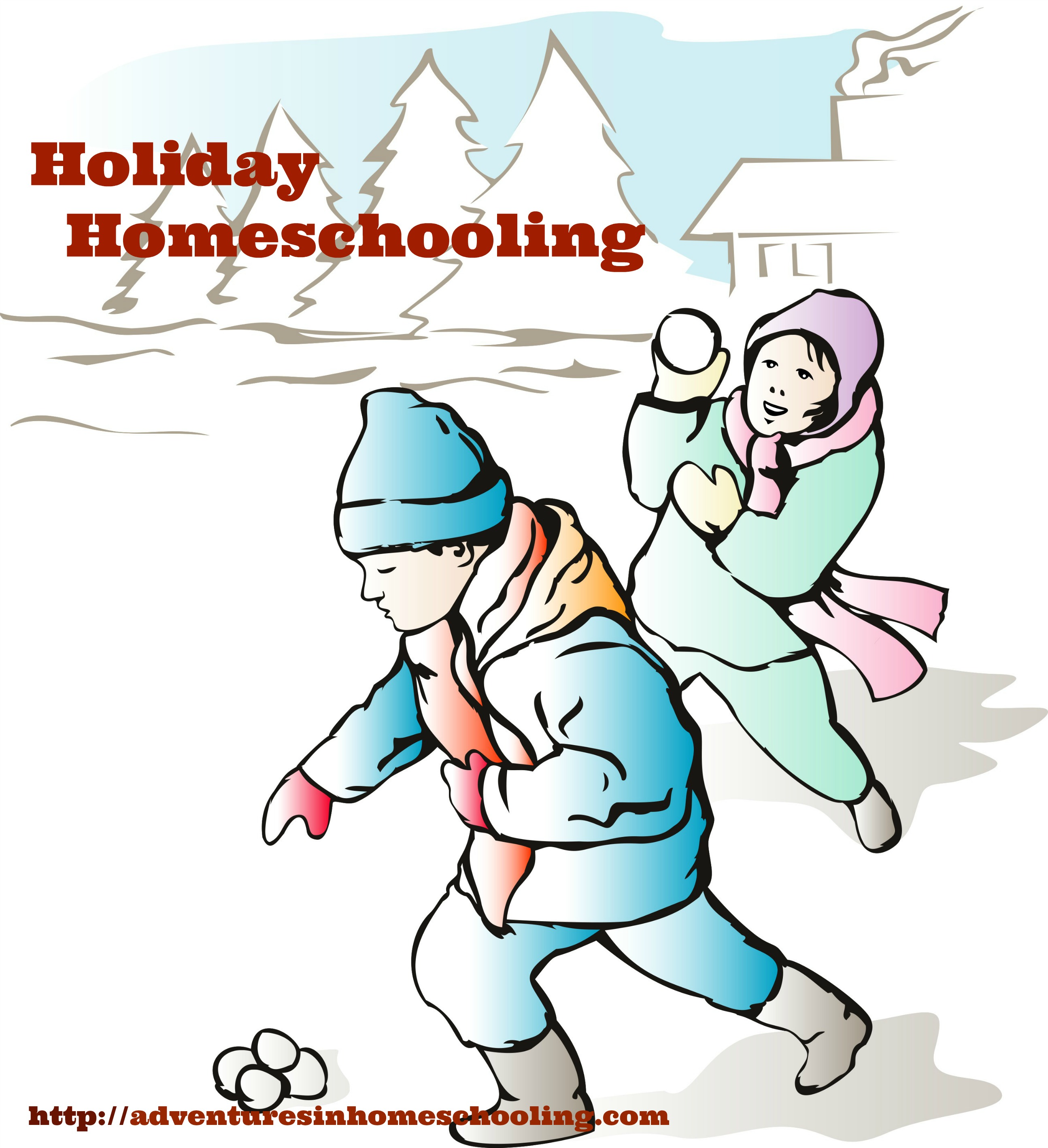 Holiday Homeschooling