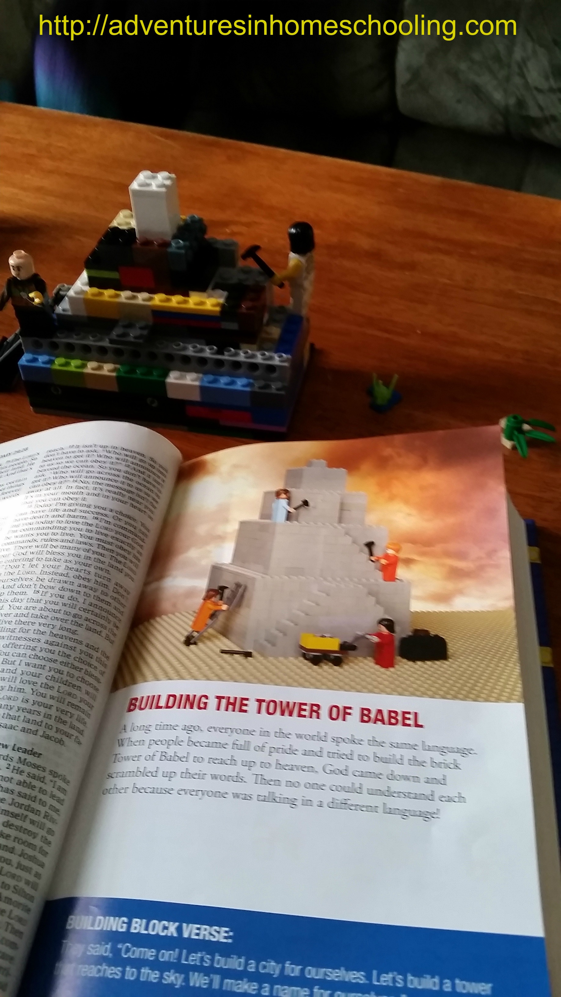 Building Through the Bible – A Faith Builders Bible Review
