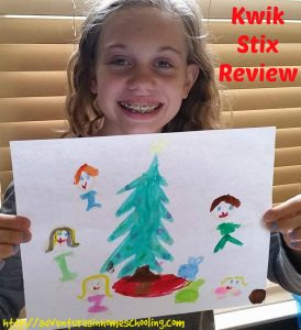 Our Go-To Christmas Present for Kids – Kwik Stix Review
