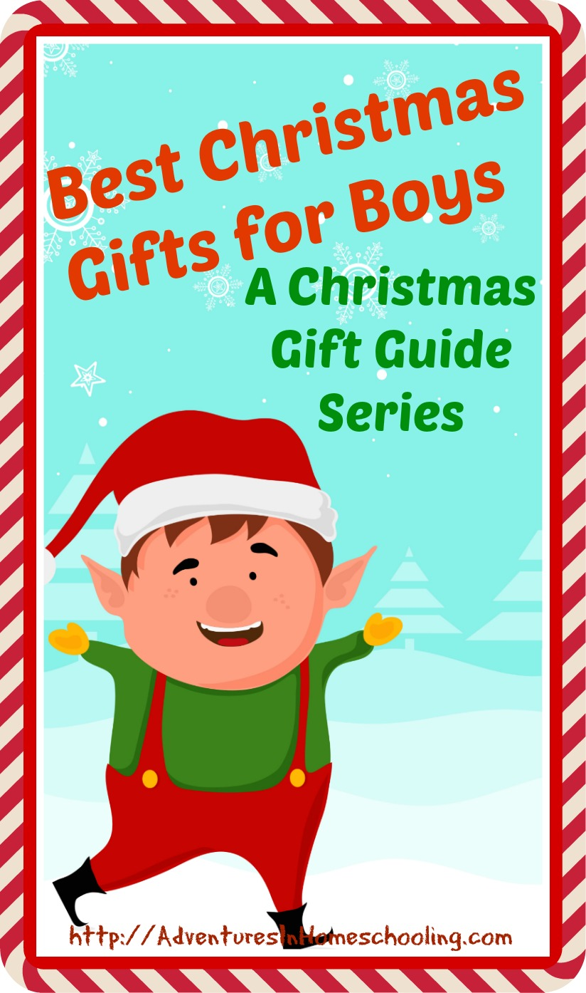12 Best Christmas Toys For Boys : Best christmas gifts for boys a gift guide series