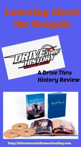 Learning about the Gospels – A Drive Thru History Review