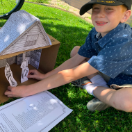 Studying World History – A Homeschool in the Woods Review